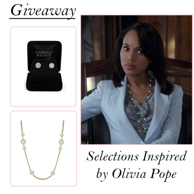 olivia pope giveaway
