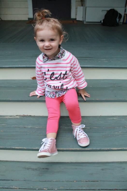forever21 little girls sweater