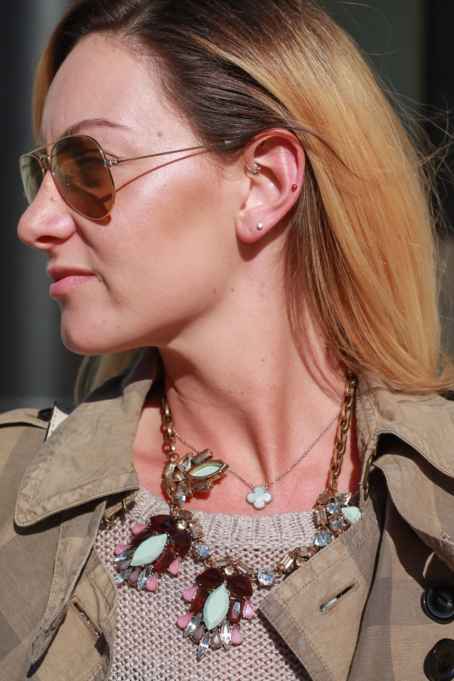 rocksbox statement necklace