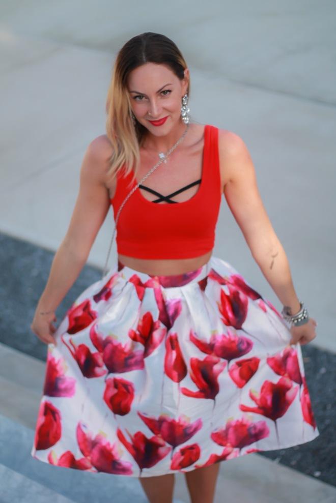 lulu's skirt