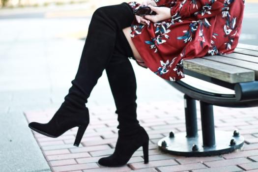 stuart weitzman over the knee boots